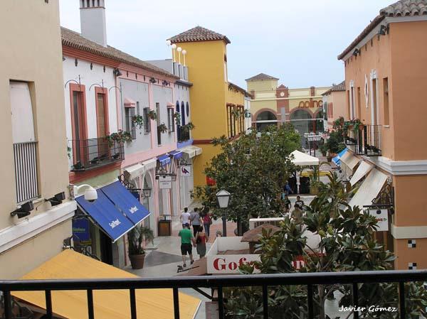 Plaza Mayor - compras en Málaga