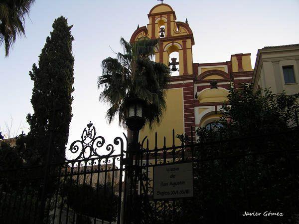 Iglesia-de-San-Agustin-en-Málaga
