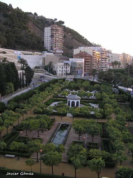 Jardínes de Pedro Luis Alonso
