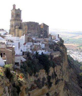 La Ruta de los Pueblos Blancos en Cádiz