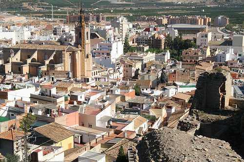 Sagunto, el castillo del Mediterráneo