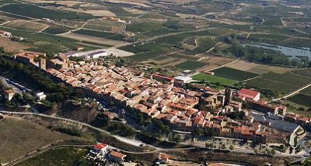 Laguardia, viviendo sobre el vino