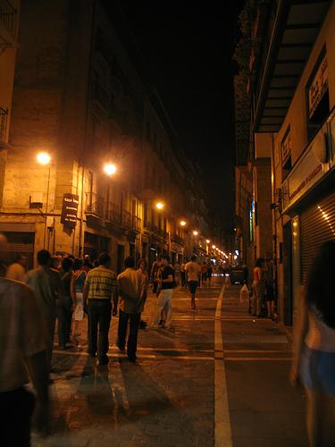 Calle la Estafeta
