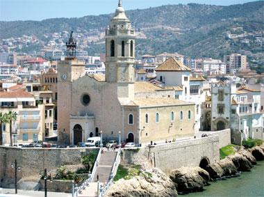 Iglesia de Sant Bartolomeu i Santa Tecla
