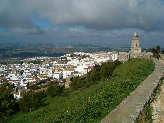 Medina-Sidonia, la vieja reina mora de Cádiz