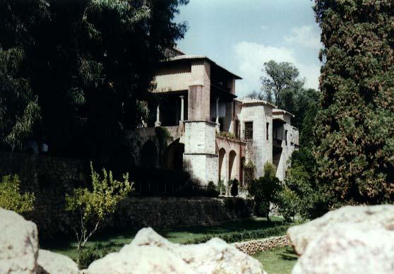El Monasterio de Yuste en Cáceres