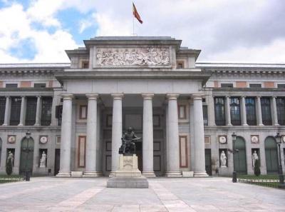 Museo del Prado, un paseo con arte
