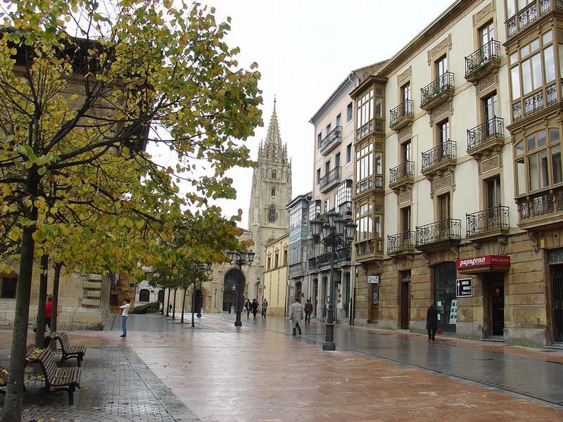 Oviedo, el principado del norte