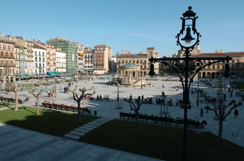 Pamplona, algo mas que San Fermín