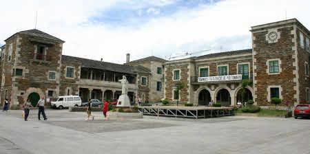 La plaza de Portomar�n