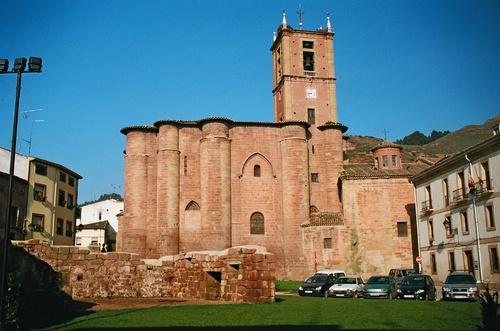 Santa Maria la Real de Nájera