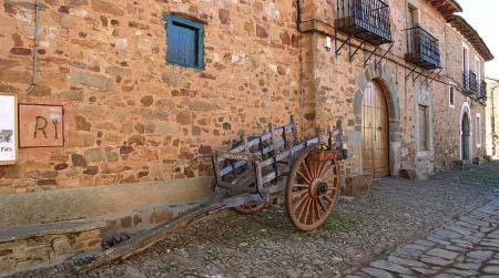 Un carro en Castrillo