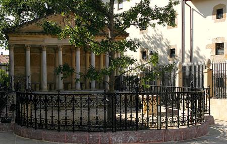 Casa de Juntas y árbol de Gernika