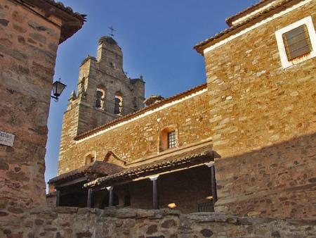 Iglesia de Castrillo
