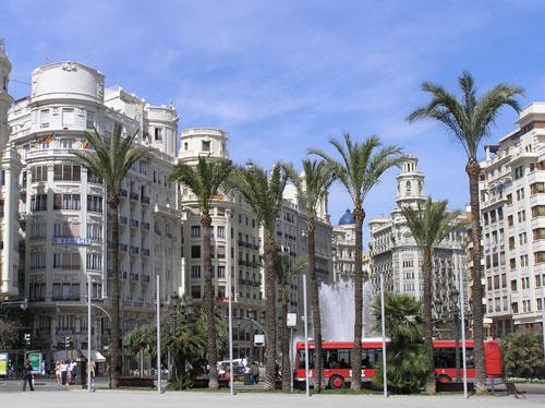Valencia, un paseo por el centro