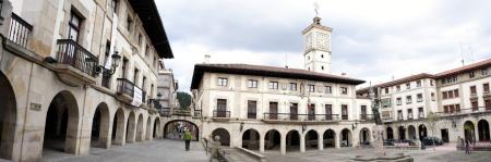 Plaza de los Fueros de Gernika