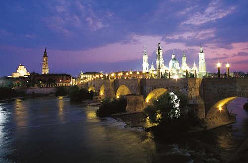 Zaragoza desde la Expo