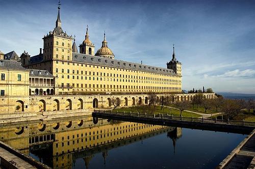El Monasterio de San Lorenzo de El Escorial