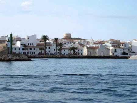 Fornells, la joya mas cristalina de Menorca