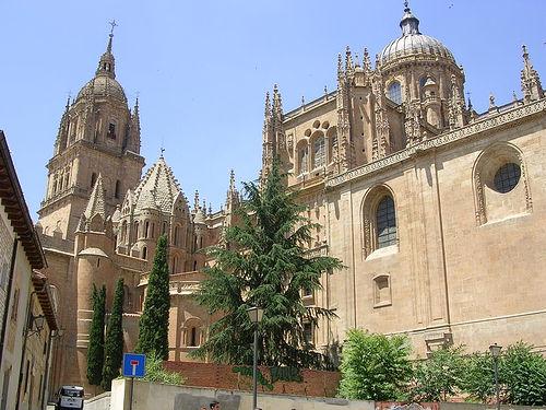 La Catedral desde el Patio Chico