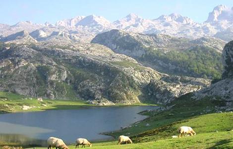El Parque Nacional de los Picos de Europa