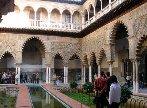 Los Reales Alcázares
