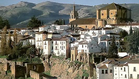 Ronda, bella ciudad con Historia