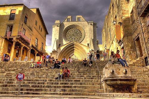 Plaza de la Seu y Catedral de Tarragona