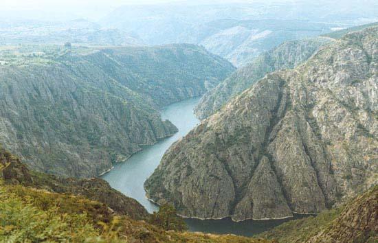 El Cañon del Sil, deporte y naturaleza en Galicia