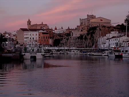 Menorca, la ciudadela mas señorial de las islas