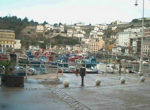Luarca, la villa blanca de Asturias
