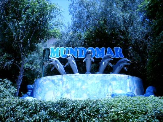 Mundomar, el Parque Tematico Marino en Benidorm