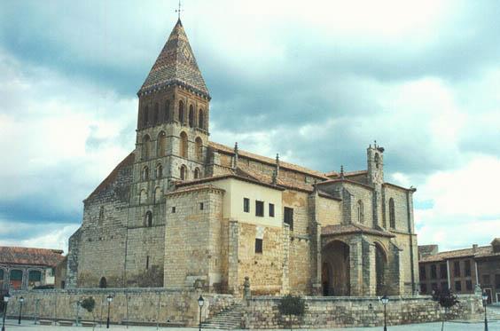 Iglesia de Santa Eulalia en Paredes de Nava