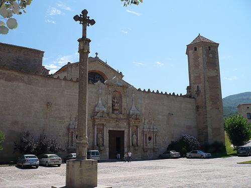 El Monasterio de Poblet, arte y espiritualidad