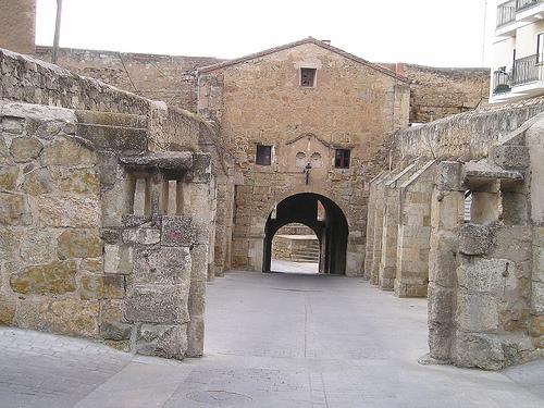 Puerta de las Murallas
