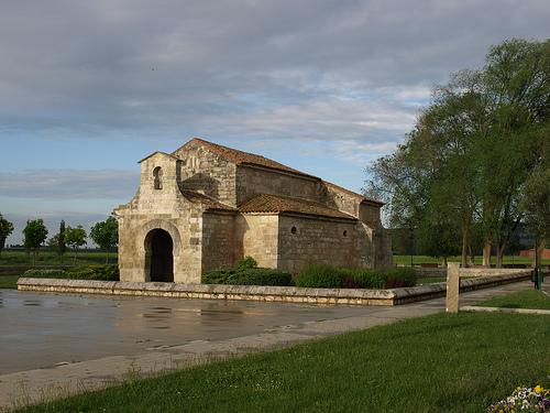 Iglesia visigoda de San Juan de Baños