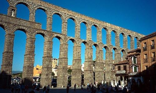 Segovia, el acueducto de los siglos