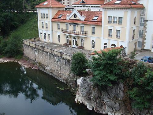 Puente Viesgo, las cuevas del Cantabrico
