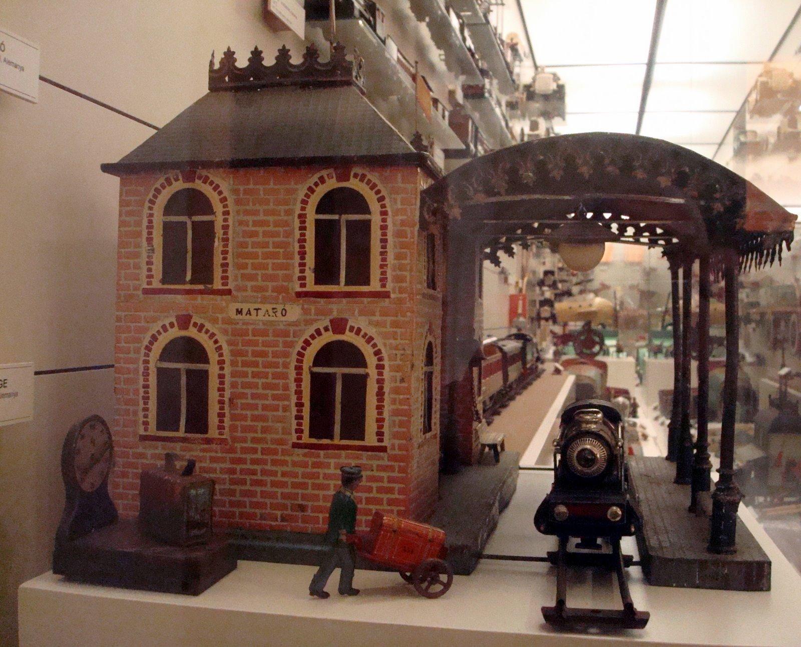 El Museo del Juguete de Figueras y sus 4.000 sueños