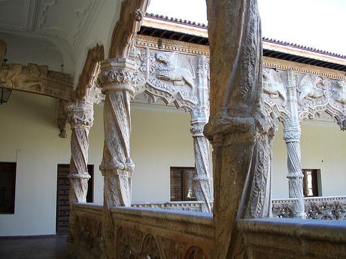 Interior del Palacio del Infantado