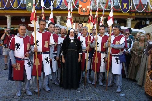 El Mercado Medieval de Tordesillas