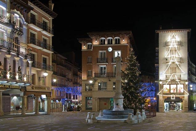 Teruel, la ciudad de los amores medievales