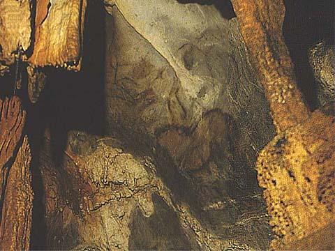 Camarin de la Cueva de Candamo