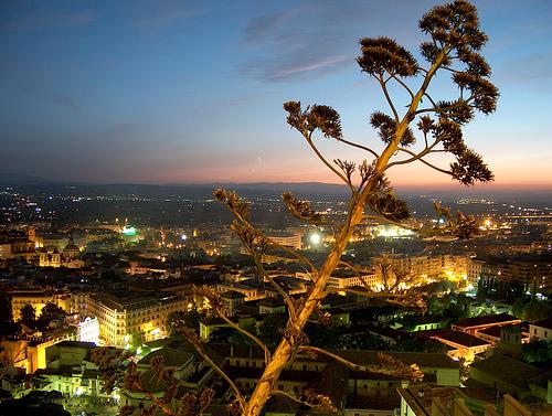 Granada desde el Mirador de San Cristóbal