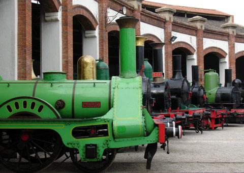 Museo del Ferrocarril de Vilanova i la Geltru
