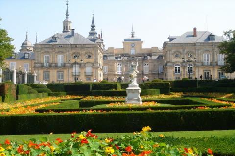 Palacio de la Granja San Ildefonso