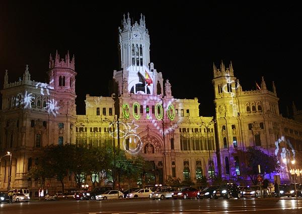Eventos de Navidad en Madrid