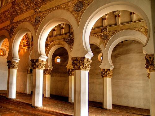 Sinagogas judias en espa a for Decoracion casa judia