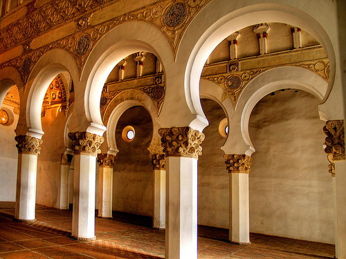 Sinagoga de Santa Mará la Blanca