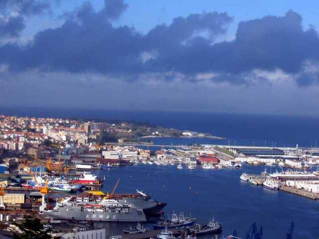 Vigo, el puerto de la ría más hermosa